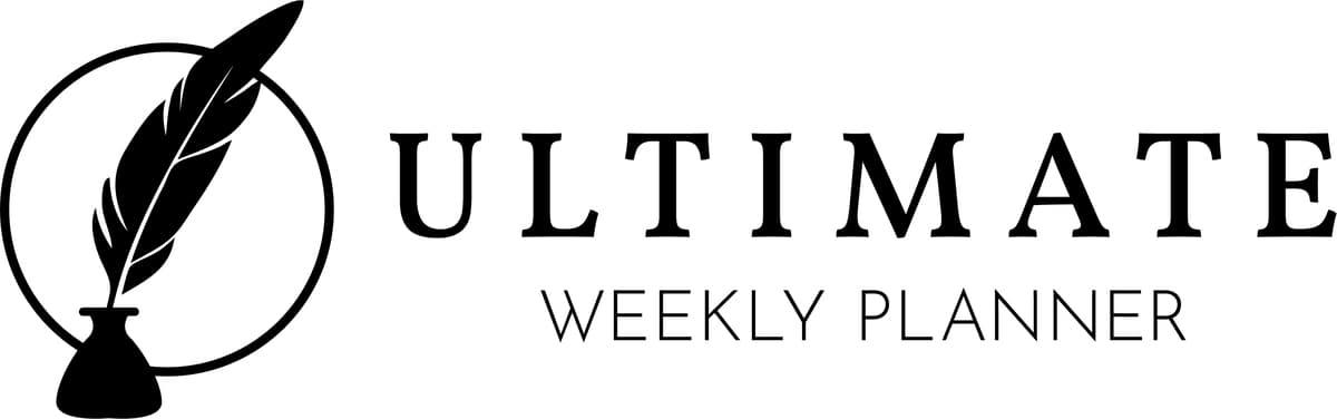 Ultimate Weekly Planner Website