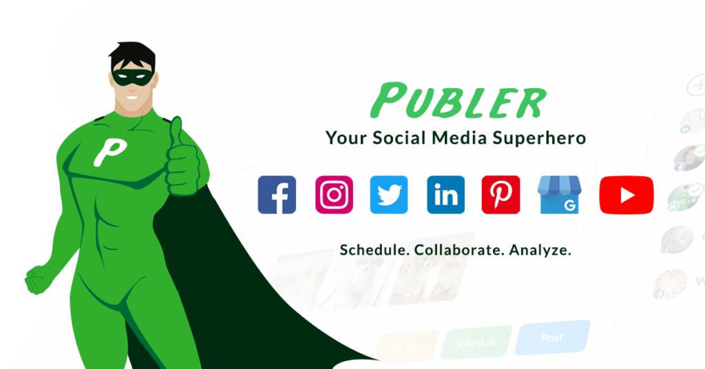 Publer Social Media Management Integrations